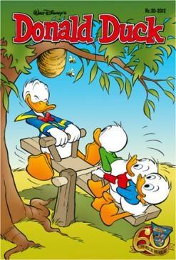 Donald duck van hees versmarkt for Sanoma abonnement