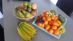 Afbeelding kan het volgende bevatten: fruit en eten